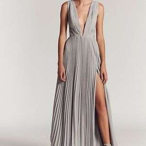 Fame and Partners Allegra Maxi Dress